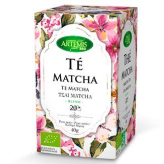 Té Matcha Blend Bio Artemis Herbes del Molí - 20 bolsitas