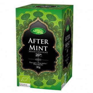 Té After Mint Bio Artemis Herbes del Molí - 20 bolsitas