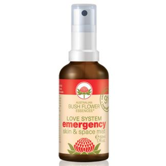 Spray Emergency (Emergencia) Bush Flower Essences - 50 ml.