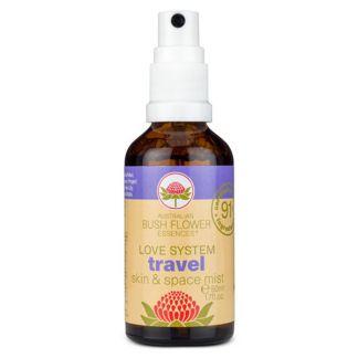 Spray Travel (Viaje) Bush Flower Essences - 50 ml.