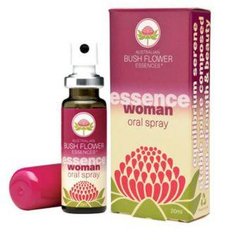 Spray Woman (Mujer) Bush Flower Essences - 50 ml.