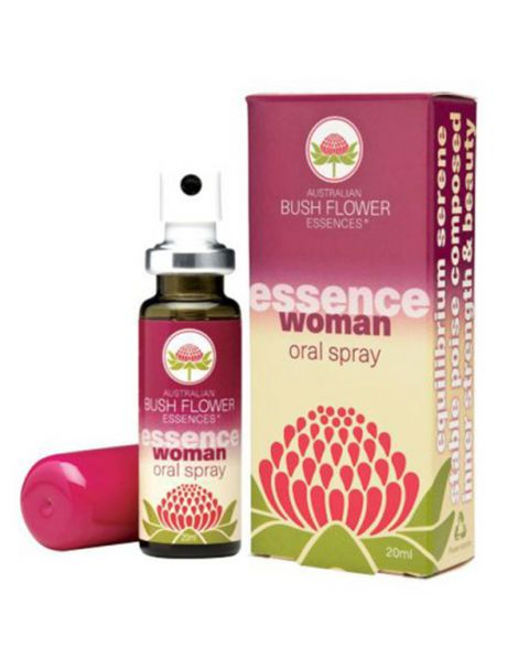 Spray Woman (Mujer) Bush Flower Essences - 50 ml.