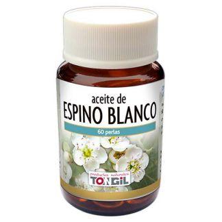 Aceite de Espino Blanco Tongil - 60 perlas