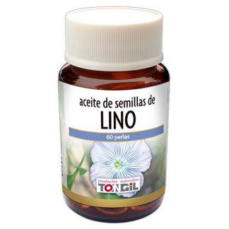 Aceite de Semillas de Lino Tongil - 60 perlas