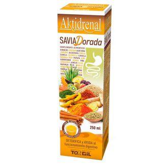 Aktidrenal Savia Dorada Tongil - 250 ml.