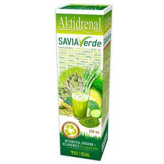 Aktidrenal Savia Verde Tongil - 500 ml.