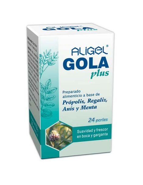 Aligel Gola Plus Tongil - 24 perlas