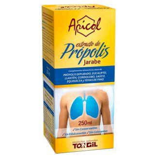 Apicol Extracto de Própolis Jarabe Tongil - 250 ml.