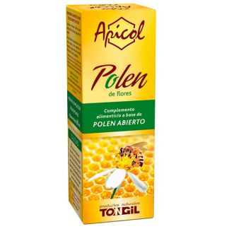 Apicol Polen Tongil - 60 ml.