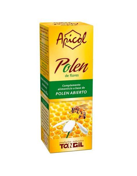 Apicol Polen Tongil - 60 ml.