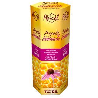 Apicol Própolis + Echinacea Tongil - 60 ml.