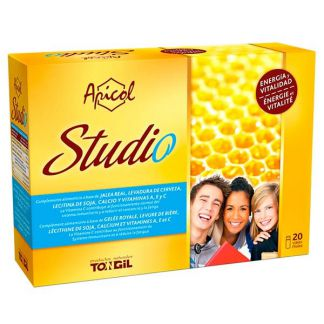 Apicol Studio Tongil - 20 viales