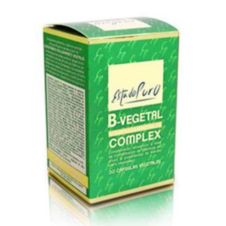 B-Vegetal Complex Estado Puro Tongil - 30 cápsulas