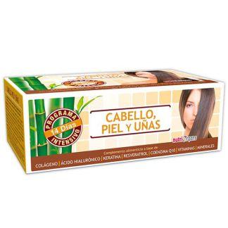 Cabello, Piel y Uñas Tongil - 14 ampollas