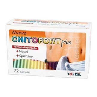 Chitofort Plus Tongil - 72 cápsulas