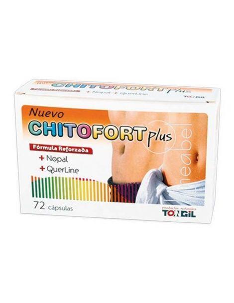 Chitofort Plus Tongil - 72 cápsulas