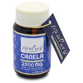 Canela Estado Puro Tongil - 30 cápsulas
