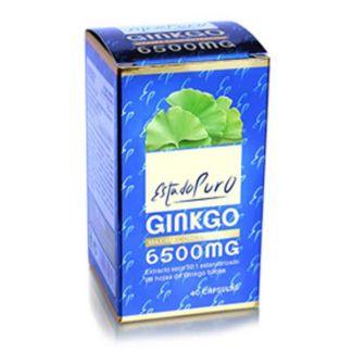 Ginkgo 6500 mg. Estado Puro Tongil - 40 cápsulas