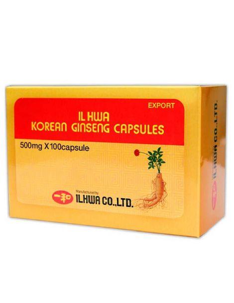 Ginseng IL HWA Blister Tongil - 100 cápsulas