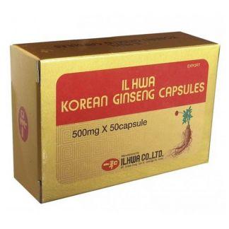 Ginseng IL HWA Blister Tongil - 50 cápsulas