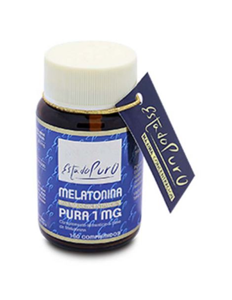 Melatonina Pura Estado Puro Tongil - 180 comprimidos