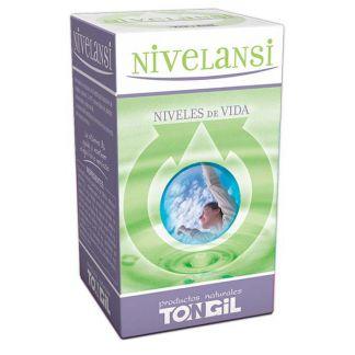 Nivelansi Tongil - 40 cápsulas