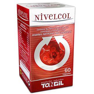 Nivelcol Tongil - 60 cápsulas
