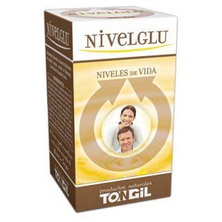 Nivelglu Tongil - 60 cápsulas