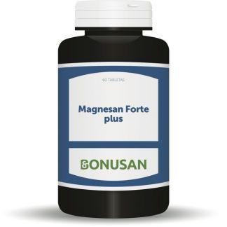 Magnesan Forte Plus Bonusan - 60 tabletas