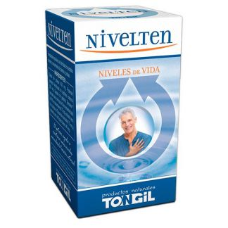 Nivelten Tongil - 40 cápsulas