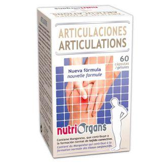 Nutriorgans Articulaciones Tongil - 60 cápsulas