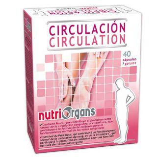 Nutriorgans Circulación Tongil - 40 comprimidos