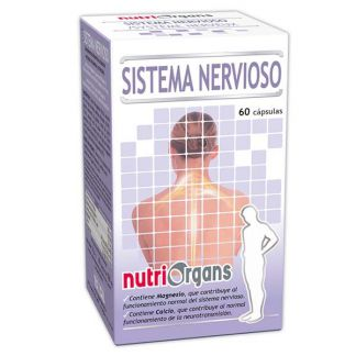 Nutriorgans Sistema Nervioso Tongil - 60 cápsulas