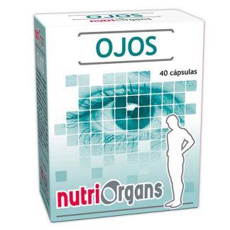 Nutriorgans Ojos Tongil - 40 cápsulas