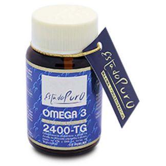 Omega 3 2400 TG Estado Puro Tongil - 90 perlas