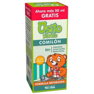 Osito Sanito Comilón Tongil - 200 ml.