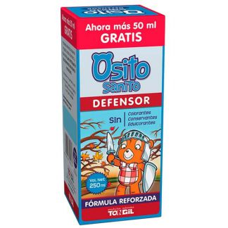 Osito Sanito Defensor Tongil - 200 ml.
