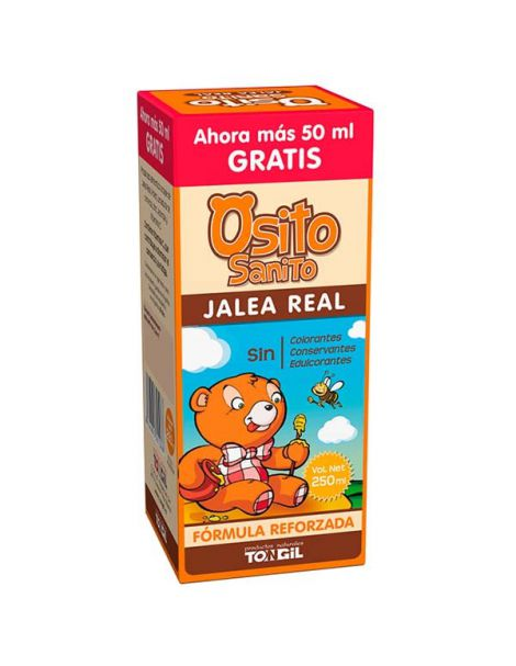 Osito Sanito Jalea Real Tongil - 200 ml.