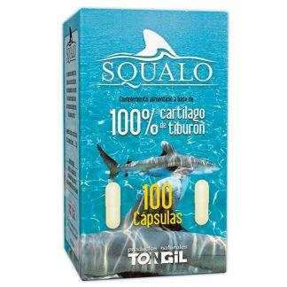 Squalo Cartílago de Tiburón Puro Tongil - 100 cápsulas