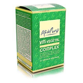 VM-Vegetal Complex Estado Puro Tongil - 30 cápsulas