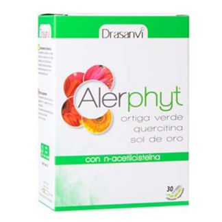 Alerphyt Drasanvi - 36 cápsulas