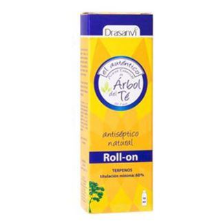 Aceite de Árbol del Té Roll-On Drasanvi - 10 ml.