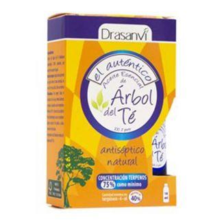Aceite de Árbol del Té Drasanvi - 18 ml.