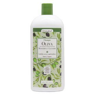 Champú Aceite de Oliva Bio Drasanvi - 500 ml.
