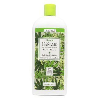 Champú Cáñamo Bio Drasanvi - 500 ml.