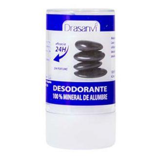 Desodorante de Alumbre Drasanvi - 120 gramos