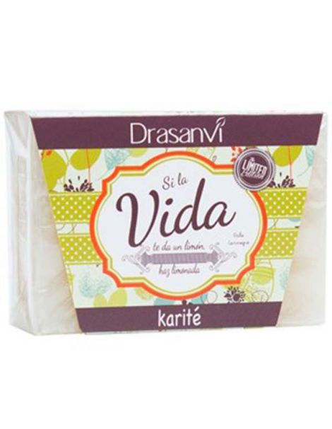 Jabón de Karité Drasanvi - 100 gramos