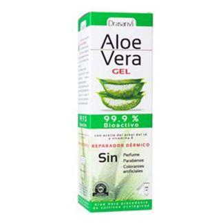 Aloe Vera con Árbol del Té en Gel Drasanvi - 200 ml.