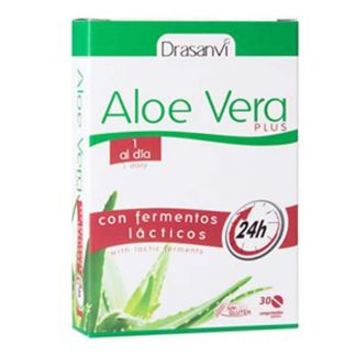 Aloe Vera Plus Colon Drasanvi - 30 comprimidos