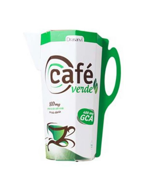 Café Verde Drasanvi - 500 ml.